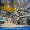 Máquina de papel de papel de la fabricación de papel del trazador de líneas 20tpd del molino que estría 1575m m