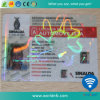 Anti-Countfeit Card, Laser Card, Hologram Card für Business