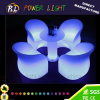 Мебель софы штанги/пластичная освещенная софа/освещают вверх софу
