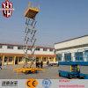 table élévatrice mobile hydraulique de ciseaux de vente d'usine de 12m