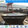 Cabeça cónica para os tanques de água/embarcações de pressão