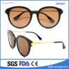 La alta calidad de último diseño popular Acetato Gafas de sol redondas