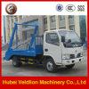 新しい5m3、5cbm、5 Cubic Meter Garbage Truck