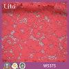 Premier tissu en nylon de vente élégant de lacet de coton pour des robes