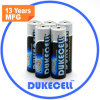 Batterie AA Size Lr6 Alkaline Battery 1.5V