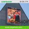 Placa de exposição ao ar livre do diodo emissor de luz da cor cheia de Chipshow P16 grande