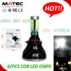 40W 4000lm 360degree Hb3 H10 9005 LED Headlight Bulbs