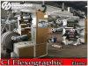 8 máquina da impressão Machinery/PVC Flexo do rolamento da impressão Machine/PVC do rolamento do PVC das cores