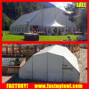 Tenda poligonale di lusso di Carpas della tenda foranea della festa nuziale delle 500 genti