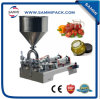 Pneumatic Double Heads Cream, Paste, Ointment, Ketchup Filling Machinery (G1WG-2Y-1000)