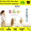 Olá!-Vista P-9 o 3D o mais barato 1080P projetor Android portátil de 800 Digitas Aio do telefone do diodo emissor de luz WiFi dos lúmens