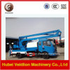 3000L Water Tankの12m Aerial Lifting Platform Working Truck