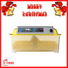 Fully Automatic portatile Holding 48 Egg Incubator per Hatching Chicken