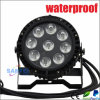 1 Waterproof PAR Lightに付きLED 9PCS*10W 4