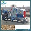 Машина Hotsale деревянная откалывая для деревянной линии пользы лепешки