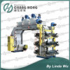 6 couleurs Plastic Bag Printing Machine (séries de ch)