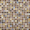 Mattonelle di mosaico di vetro Mixed di nuovo disegno