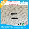 134.2kHz microchip Non-Toxic do material Em4305 RFID para o animal de animal de estimação