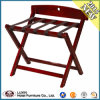 Популярное Wooden Luggage Racks для Hotel Furniture