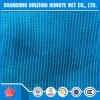 Тариф тени сети 96% тени Sun безопасности конструкции нового HDPE 100% голубой