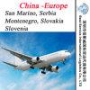Cargadoor San Marino, Servië, Montenegro, Slowakije, Slovenië (Vrachtvervoerder)