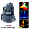 15W Moving Head LED Spot Light