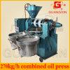 30year de Machine van de Extractie van de Olie van de Zonnebloem van de fabriek om Gezonde Olie Yzyx120wz te maken