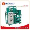 Purificador popular da regeneração do óleo da isolação do vácuo (JZL-150)