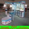 cabina modular reutilizable de la visualización del Fácil-Montaje portable por encargo del 10X10FT, cabina de la exposición, cabina de la feria profesional para la venta
