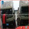 6*4-LHD-Drive camion à benne basculante utilisé par Euro3 de la Blanc-Peinture 6~8cbm/15ton Changhaï 2003~2006 Hyundai