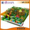 Patio suave de interior plástico 2015 de los niños del tema de la selva de Vasia