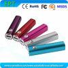 Carregador de bateria colorido portátil do banco da potência do diodo emissor de luz para o telefone móvel (EP0162)