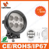 Nieuwe Product 60W 5 Lights Auto LED '' LED Headlight voor Trucks Motorcycles LED Car Lamps 24V Cheap Price