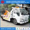 Vrachtwagen van het Slepen Wrecker van de Vrachtwagen van de Terugwinning van de Weg van Isuzu 5t de Kleine