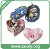 Cadre en forme de coeur de souvenir de papier de carton (ZC005)