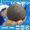 шарик 80mm износоустойчивой выкованный высокой плотностью меля стальной для моих