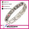 Armband van het Titanium van de Juwelen van Hottime de Bio Magnetische