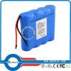 Bateria recarregável da bateria 18650 3.7V 12400mAh do íon de Li