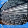 Tubo d'acciaio galvanizzato BS1387 per recintare