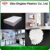 Tarjeta impermeable rígida blanca de la espuma del PVC para el cuarto de baño