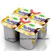 Верхняя упаковка еды Lid Film Quality для Yogurt Packaging