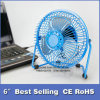 USB Fan 6 дюймов с CE & RoHS Best Selling Mini Fan Metal Fan