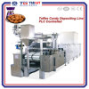 Hete het Deponeren van het Suikergoed van de Toffee van de Verkoop Lijn met Servobesturing