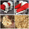Le BH 800 Homemade Wood Shaving Machine pour Animal Bedding