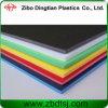 tablero colorido de la espuma del PVC del grueso de 1-15m m
