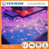 Suelo de baile impermeable del LED para la hospitalidad
