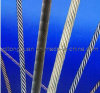 Tongguan 상표에 의하여 직류 전기를 통하는 철강선 밧줄 6*41ws