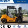 Diesel van de Motor 3tons van Japan van het Merk van China Snsc Vorkheftruck