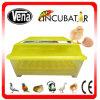 Grand fournir l'incubateur automatique de microbiologie de machine de hachure de 48 oeufs