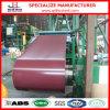 Bobinas de aço revestidas Aluzinc da cor de ASTM A792 PPGL